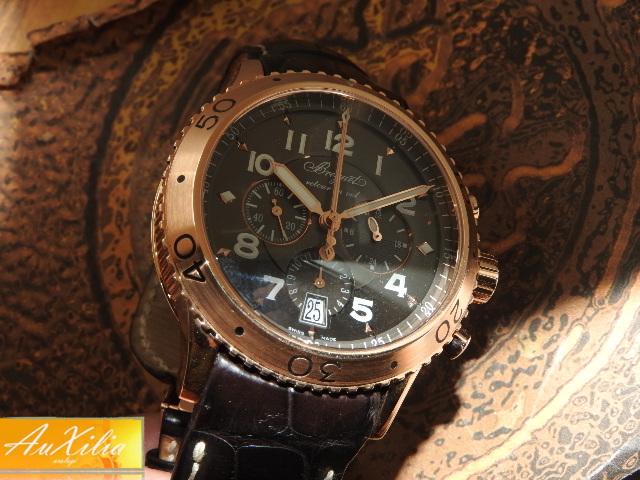 Breguet Type XXI chrono oro rosa